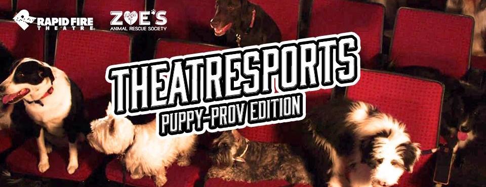 TheatreSports Puppy-Prov Edition
